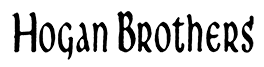 Hogan Brothers Mobile Retina Logo